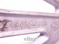 07 KTM Super Duke 990 Arrière Gauche Droite Pied Peg 61003048000
