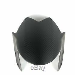 100% Carbone Garde Boue Avant KTM 1290 Super Duke 2013+ Type B Mat