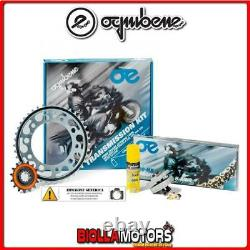 155532000 KIT CHAÎNE COURONNE PIGNON OE KTM LC8 990 Super Duke 2006- 990CC