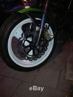 2X Disques de frein avant pr KTM Superduke 990 05-12 SUPER DUKE 990 R 2007-2013