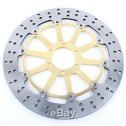 2x Disques de frein avant pour KTM 990 Super Duke 05-12 Super Duke 990 R 07-13