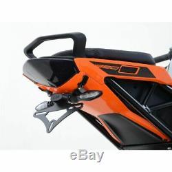 443553 Support de plaque R&G RACING noir KTM 1290 Super Duke GT
