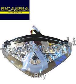 8458 Phare Feu Arrière LED Transparent KTM 1290 Super Duke