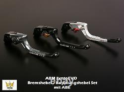 Abm Syntoevo KTM 990 Super Duke Vd Année Fab. 05- Levier de Frein Kit Avec ABE