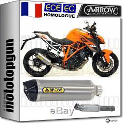 Arrow Kit Pot Echappement Cat Race-tech C Titanium Ktm 1290 Superduke R 2018 18