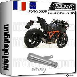 Arrow Pot D Echappement Approuve Pro-race Titanium Ktm 1290 Superduke R 2020 20