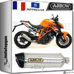 Arrow Pot D'echappement Racetech Aluminium CC Hom Ktm 1290 Superduke-r 2015 15