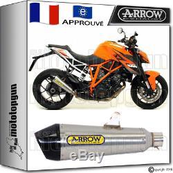 Arrow Pot D'echappement X-kone Carby Cup Hom Ktm 1290 Superduke-r 2015 15