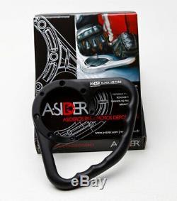 BR011 A-Sider Poignée pour passager Noir réservoir 6 vis KTM SUPERDUKE 1290