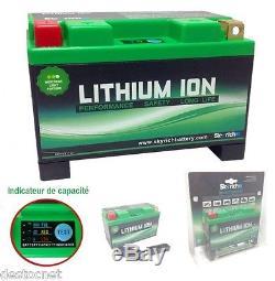 Batterie Moto Lithium Garantie YTX14H-BS KTM SUPERDUKE 1290 R/ KYMCO Xciting 500