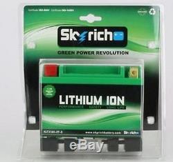 Batterie Moto lithium HJTX14H-FPS YTX14H-BS KTM SUPERDUKE 1290 R /