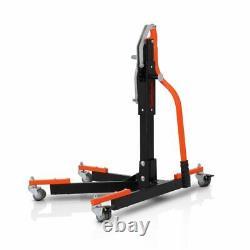 Bequille Centrale ConStands Power Evo KTM 1290 Super Duke/ R 17-19 orange