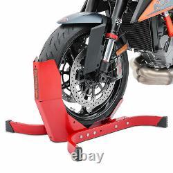 Béquille d'Atelier Arrière SR + cale de roue pour KTM 1290 Super Duke GT 16-20