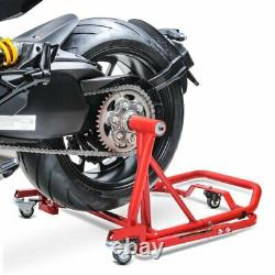 Bequille d'atelier moto arriere RD KTM 1290 Super Duke/ R 14-20 aide rangement