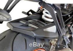 Bodystyle Garde-Boue Arrière KTM 1290 Super Duke R 17- Aspect Carbone avec ABE