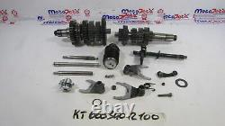 Boîte de Vitesses Complet Gear Box Transmission KTM Super Duke 990 05 07