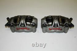 Brembo Étriers Pinces de Frein Avant KTM 1290 Super Duke Gt (Coussinet 11-20)