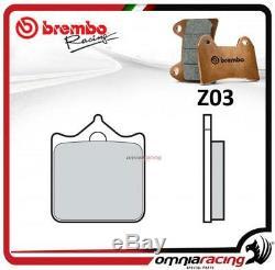 Brembo Racing Z03 plaquette frein avant fritté KTM LC8 990 SUPERDUKE R 2009