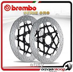 Brembo racing disques couple Serie Oro pour KTM 990 Superduke 2005