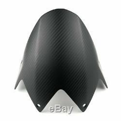 Carbone Garde Boue Avant KTM 1290 Super Duke 2013+ Type B Mat
