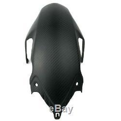 Carbone Garde Boue Avant pour KTM 1290 Super Duke 2013+ Type A Matt