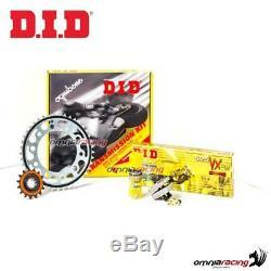DID Kit transmission chaîne couronne pignon KTM LC8 990 SuperDuke 200520072267