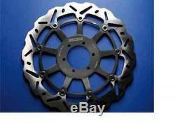 Disque à pétales Wave Gauche Braking pour KTM 990 SUPER DUKE de 2005 à 2009