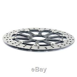 Disques de frein avant ronds pr KTM SUPER DUKE 990 05-12 R 990 07-13 KTMLC8-EFI
