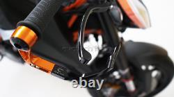 EVOTECH Set Protection Levier Embrayage Touche Maj KTM 1290 Superduke R 2020