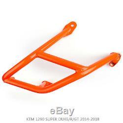 Étrier de protection inférieur CrashBar PourKTM 1290 SUPER DUKE/R/GT 14-17 OrNew
