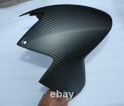 Garde Boue Partie Avant Ktm Superduke Super Duke 1290 R 100% Carbone Mat