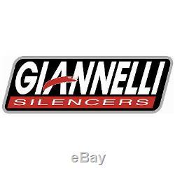 Giannelli Silencieux Approuve X-pro Noir Ktm 1290 Super Duke R 2017 17 2018 18