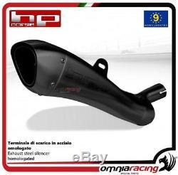 HP Corse Pot D'Echappement approuve Hydroform black pour KTM 1290 Superduke