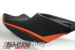 Housse De Selle Avant Luimoto Daim Anti-Glisse KTM 1290 Super Duke R 2017-19