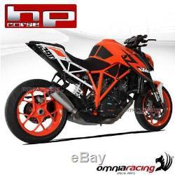 Hp Corse EVOXTREME Pot D'Echappement no approuve KTM Superduke 1290R 2014