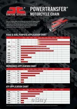 JT Noir pignon Kit Chaine & Pignon KTM 990 Superduke 2005-11 KITJT3
