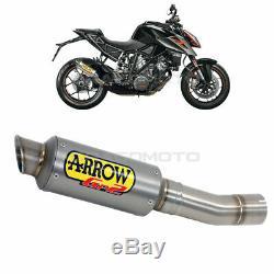 KTM 1290 SUPERDUKE R Pot échappement ARROW GP2 Tout Titane Homologué
