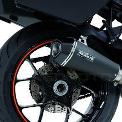 KTM 1290 SUPER DUKE GT Pot échappement REMUS HYPERCONE 2016- Noir Homologué