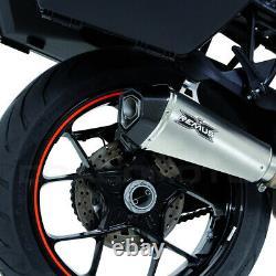 KTM 1290 SUPER DUKE GT Pot échappement REMUS HYPERCONE 2016- Titane Homologué