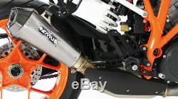 KTM 1290 SUPER DUKE R Pot échappement REMUS HYPERCONE 2017- Titane Homologué