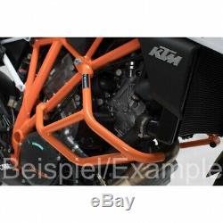 KTM 1290 Super Duke GT KTM Super Duke (16-18) Pare-carters noir SW-MOTECH