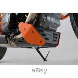KTM 1290 Super Duke GT KTM Super Duke (16-18) Sabot moteur urbain alu orange/n
