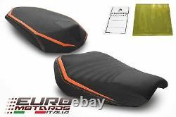 KTM 1290 Super Duke R 2020-2021 Luimoto Race Tec-Grip Housses de Selle Set neuf