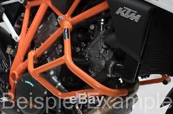 KTM 1290 Super Duke R / Gt Protections Côtés Moteur Noir Sw Motech