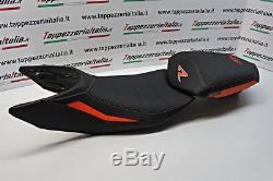 KTM 1290 Super Duke R Tappezzeria Italia Comfort Foam Housse de Selle AntiGliss