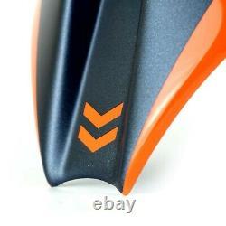 KTM 1290 Superduke R 2020 PYRAMID Brillant Orange & Mat Bleu Pare-Brise 29700D
