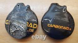 KTM Super Duke 990 950 LC8 2x Charbon Carter D'em Brayage Couvercle Lima