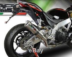 KTM Superduke 1290 2014/17 Euro 3 Échappement M3 Titane Noir par GPR Échappement