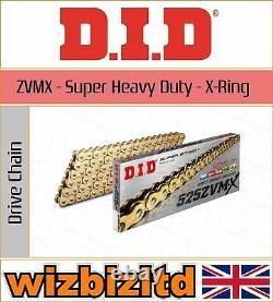 KTM Superduke 1290 R 2020 DID Chaîne Moto Or Zvm-X