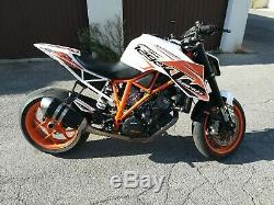 KTM Superduke 1290 Race Bike